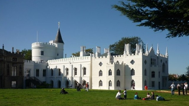 Strawberry Hill House Historic Site Amp House