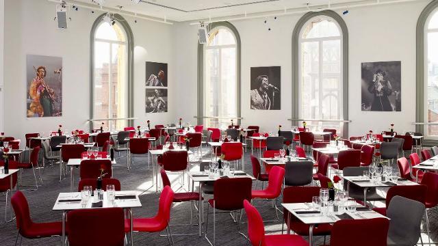Elgar Room At The Royal Albert Hall Restaurant Visitlondon Com