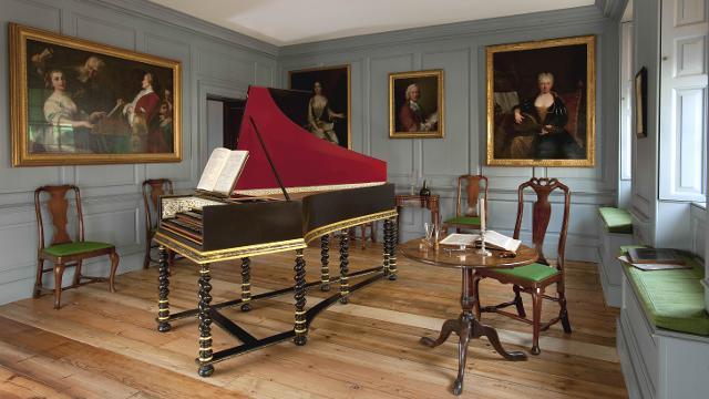 Kennedy Harpsichord