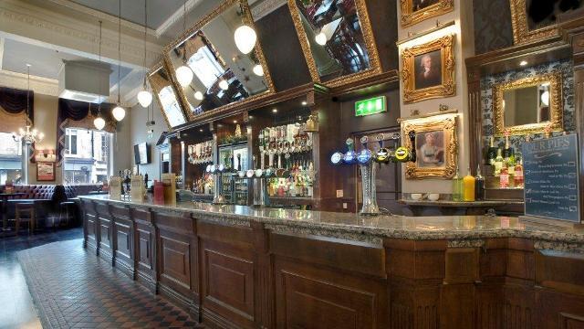 The William Blake Pub Business London