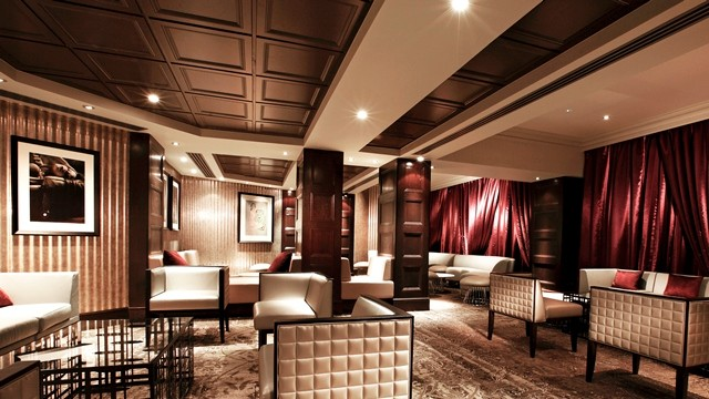 The hippodrome casino nightlife for Best private dining rooms west end london