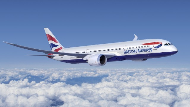 Remboursement British Airways