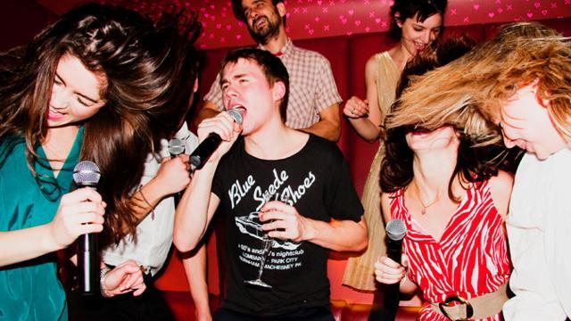 lucky voice karaoke - karaoke