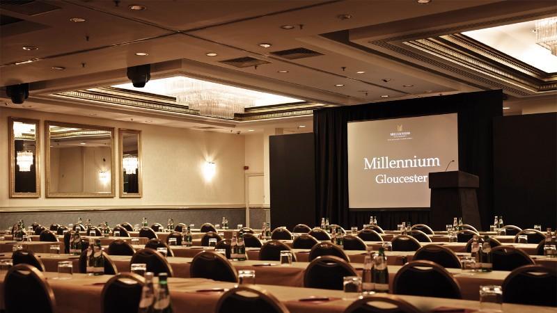 Rooms: Millennium Gloucester Hotel & Conference Centre London