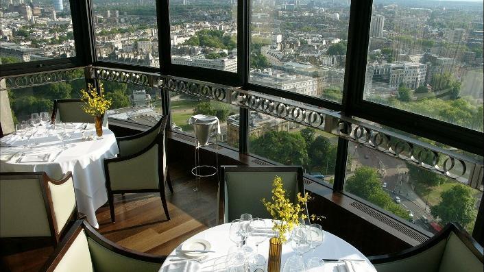 Hilton London Green Park Restaurant