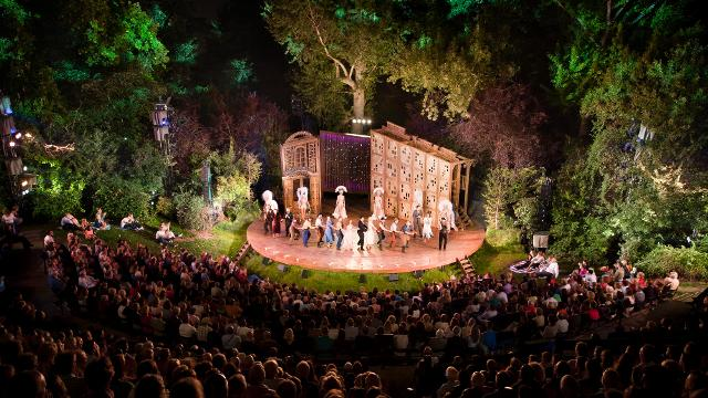 regents park open air theatre theater visitlondoncom