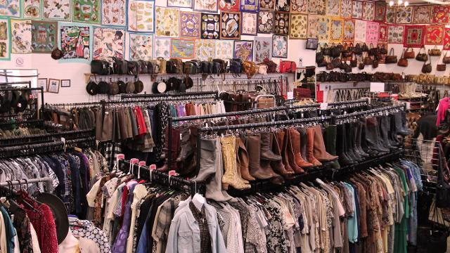 Best Second Hand Fashion Shops London