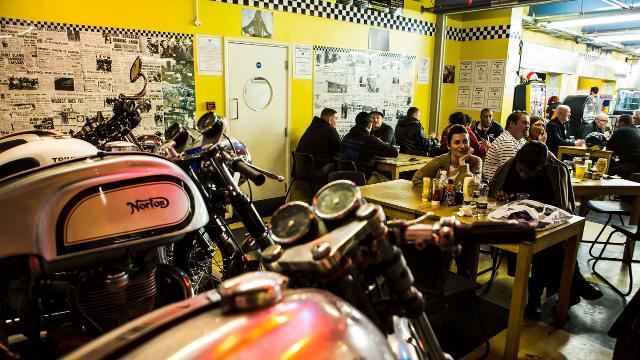 Ace Cafe London - Café - visitlondon.com