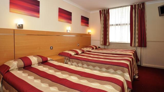 The queens park hotel hotel for 48 queensborough terrace london w2 3sj