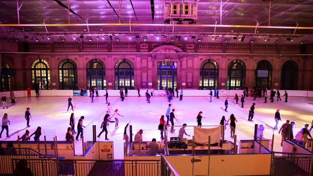 Alexandra Palace Ice Skating Rink Winter Sports Amp Ice