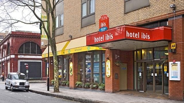 Ibis Hotel London Euston