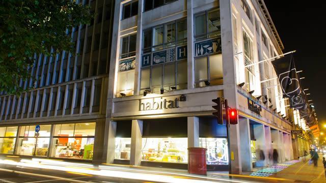 habitat tottenham court road department store