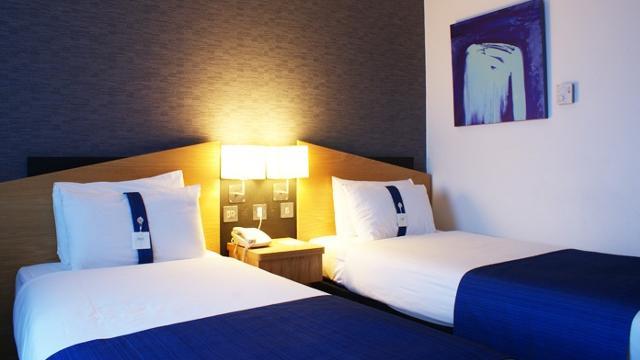 Holiday Inn Express London Stratford Hotel Visitlondon Com