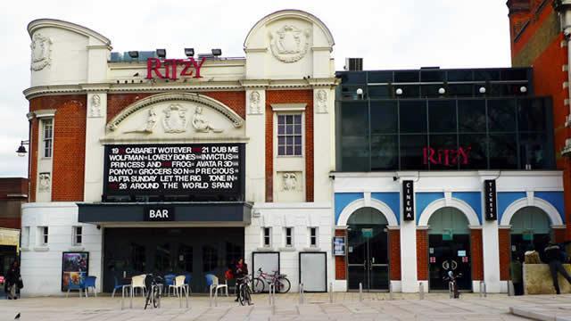 ritzy cinema brixton - cinema