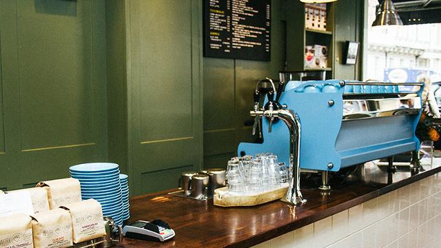 Workshop Coffee Co Marylebone Café Visitlondoncom