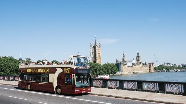 Big Bus Tours Bus Tour Visitlondon Com
