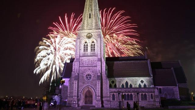 Image result for Blackheath Fireworks