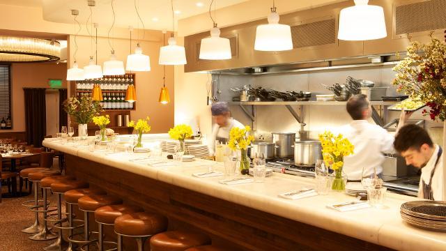 Bocca Di Lupo Restaurant London