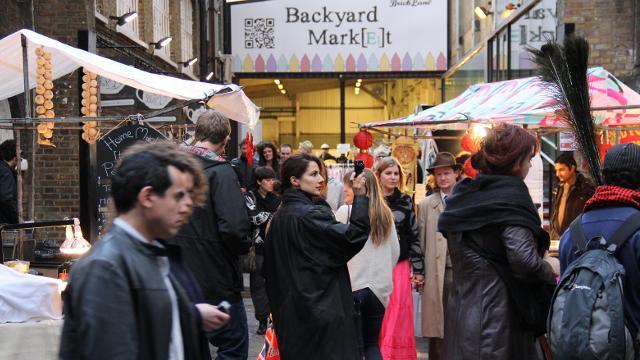 Brick Lane Market March 233 De Rue Visitlondon Com