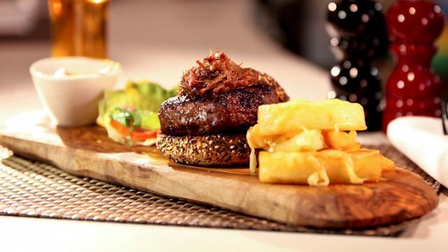 Brigade bar bistro british restaurant for Food bar manufacturers