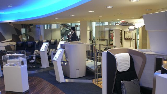 British Airways Speedbird Centre Heritage Collection