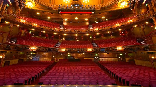 The London Palladium Theatre Visitlondon Com