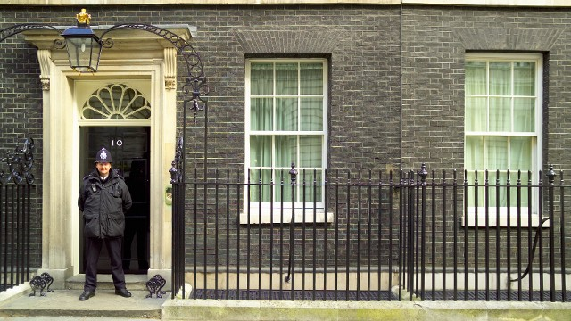 10 downing street casa e luogo storico. Black Bedroom Furniture Sets. Home Design Ideas