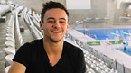Tom Daley, Diver and Olympic bronze medallist