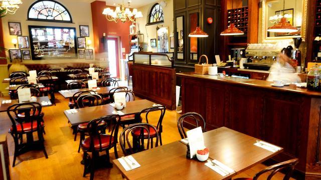 Cafe Rouge Loughton French Restaurant Visitlondon Com