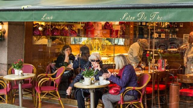 Caffe Concerto Knightsbridge Caf 233 Visitlondon Com