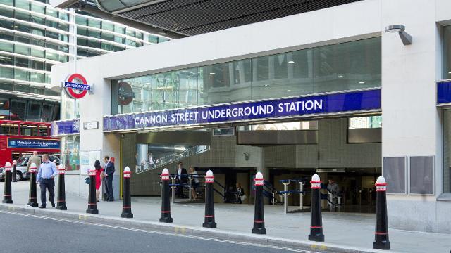 Cannon Street Underground Station Tube Station