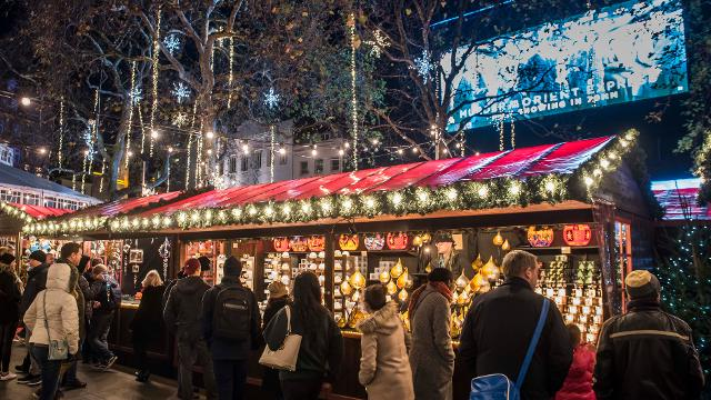 Christmas In Leicester Square Christmas Visitlondon Com