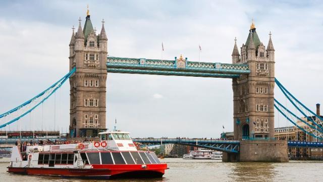 City Cruises - River Tour - visitlondon.com
