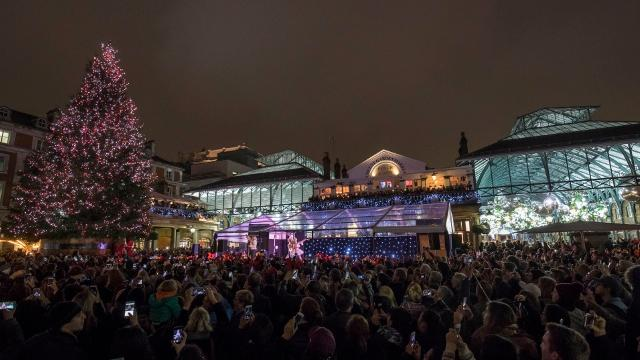 Surprising Covent Garden Christmas Lights  Whats On  Visitlondoncom With Hot Pinterest Pinterest Pinterest Pinterest With Nice Pimbo Garden Centre Also Garden Hoes In Addition Stapeley Water Garden And Lesley Moors Landscape Gardener As Well As Original Penguin Covent Garden Additionally Welwyn Garden Centre From Visitlondoncom With   Hot Covent Garden Christmas Lights  Whats On  Visitlondoncom With Nice Pinterest Pinterest Pinterest Pinterest And Surprising Pimbo Garden Centre Also Garden Hoes In Addition Stapeley Water Garden From Visitlondoncom