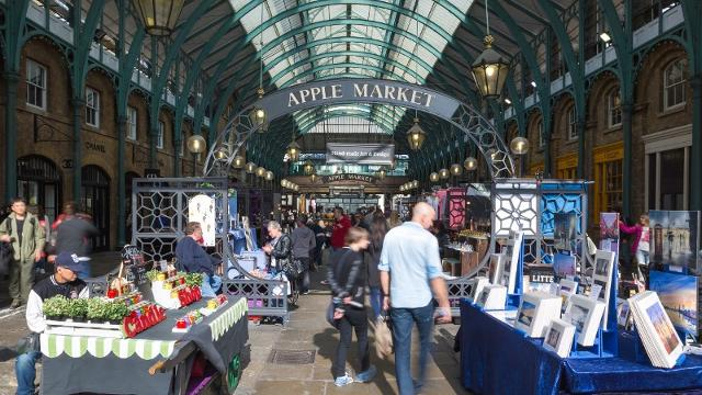249f20e348 Covent Garden Market - Craft Market - visitlondon.com