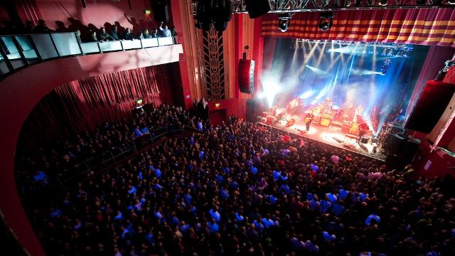 The Coronet Entertainment Venue Visitlondon Com
