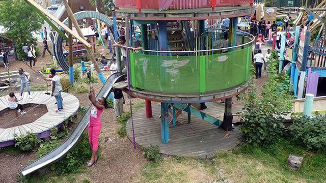 Somerford Grove Adventure Playground