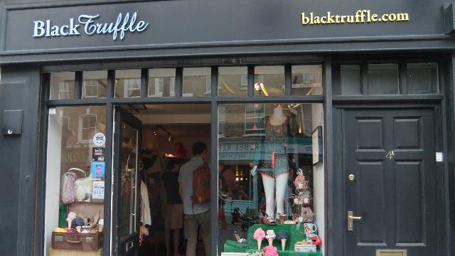 Black Truffle - Shoe Shop - visitlondon com