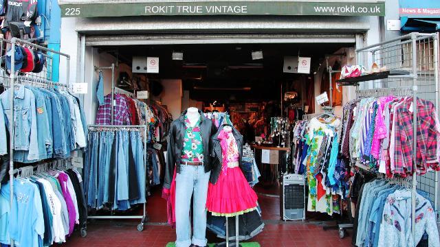 Birmingham Fashion Stores