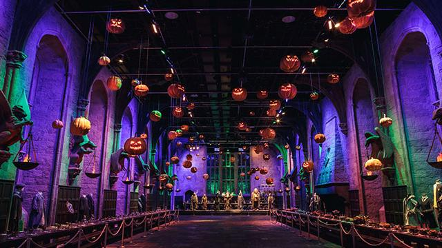 Harry Potter World London Halloween 2020 Dark Arts – The Making of Harry Potter   Special Event