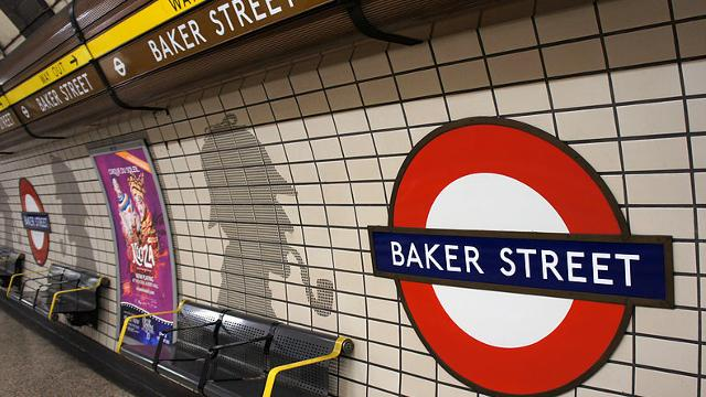 Baker Street Station. Photo: Mariordo