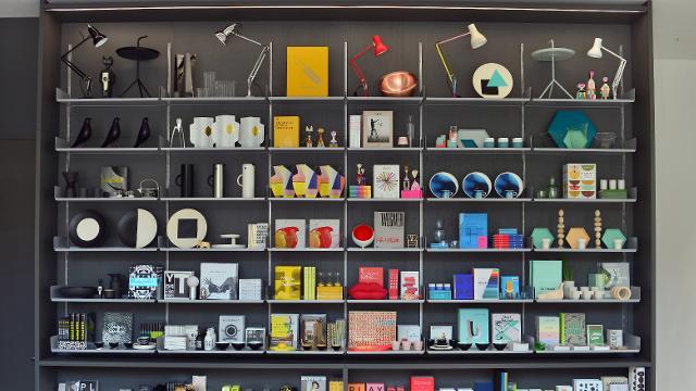 Design museum shop design museum articoli per la casa e for Articoli per la casa design