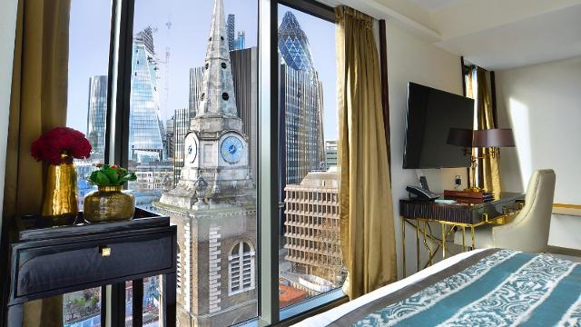 Rooms: Dorsett London City