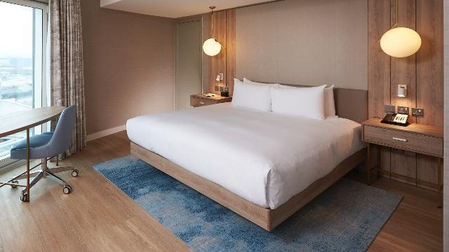 Double Tree By Hilton London Excel Hotel Visitlondon Com