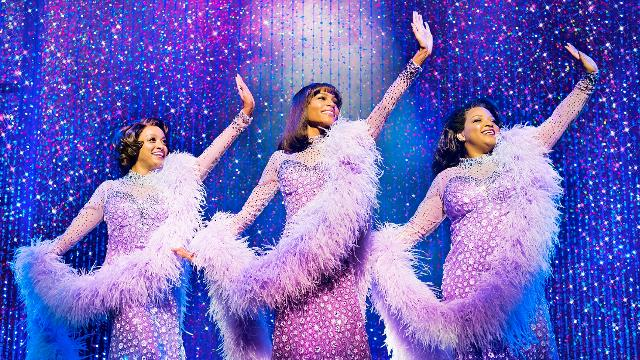 Dreamgirls At Savoy Theatre Musical Visitlondon Com