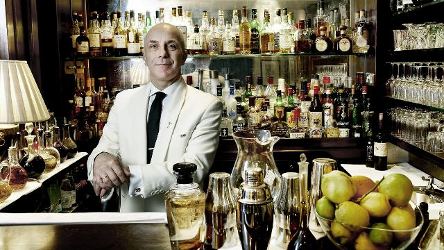 Luxury cocktail bars in London