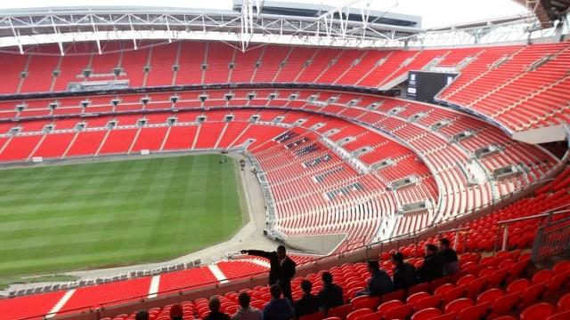 Wembley Stadium Tour Sport Tour Visitlondon Com