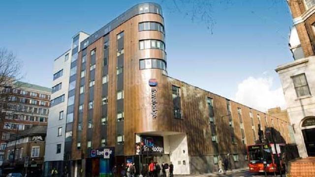 Travelodge London Central Euston Hotel Hotel