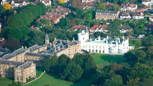 St Mary's University, Twickenham - Universities in London ...