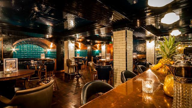 Hawksmoor Spitalfields Bar Steaks Amp Grills Visitlondon Com
